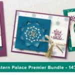 Stampin' Up! Eastern Palace Suite Early Release