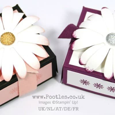 Daisy Punch Vaseline Box