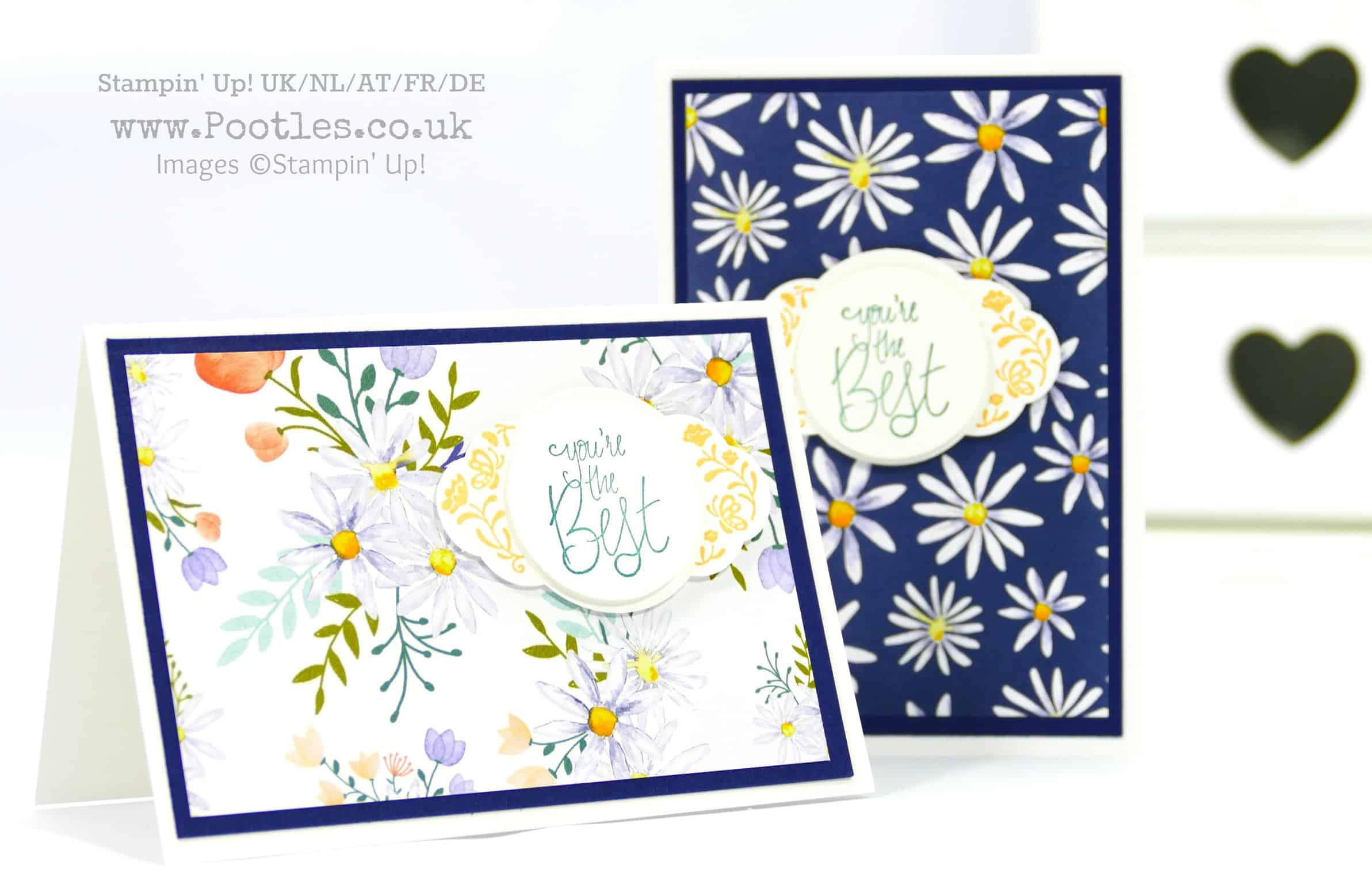 Delightful Daisy + Label Me Pretty Bundle Customer Thank You Cards