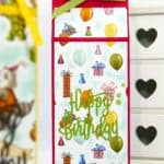 Lovely Big Stampin' Up! Birthday Memories Box