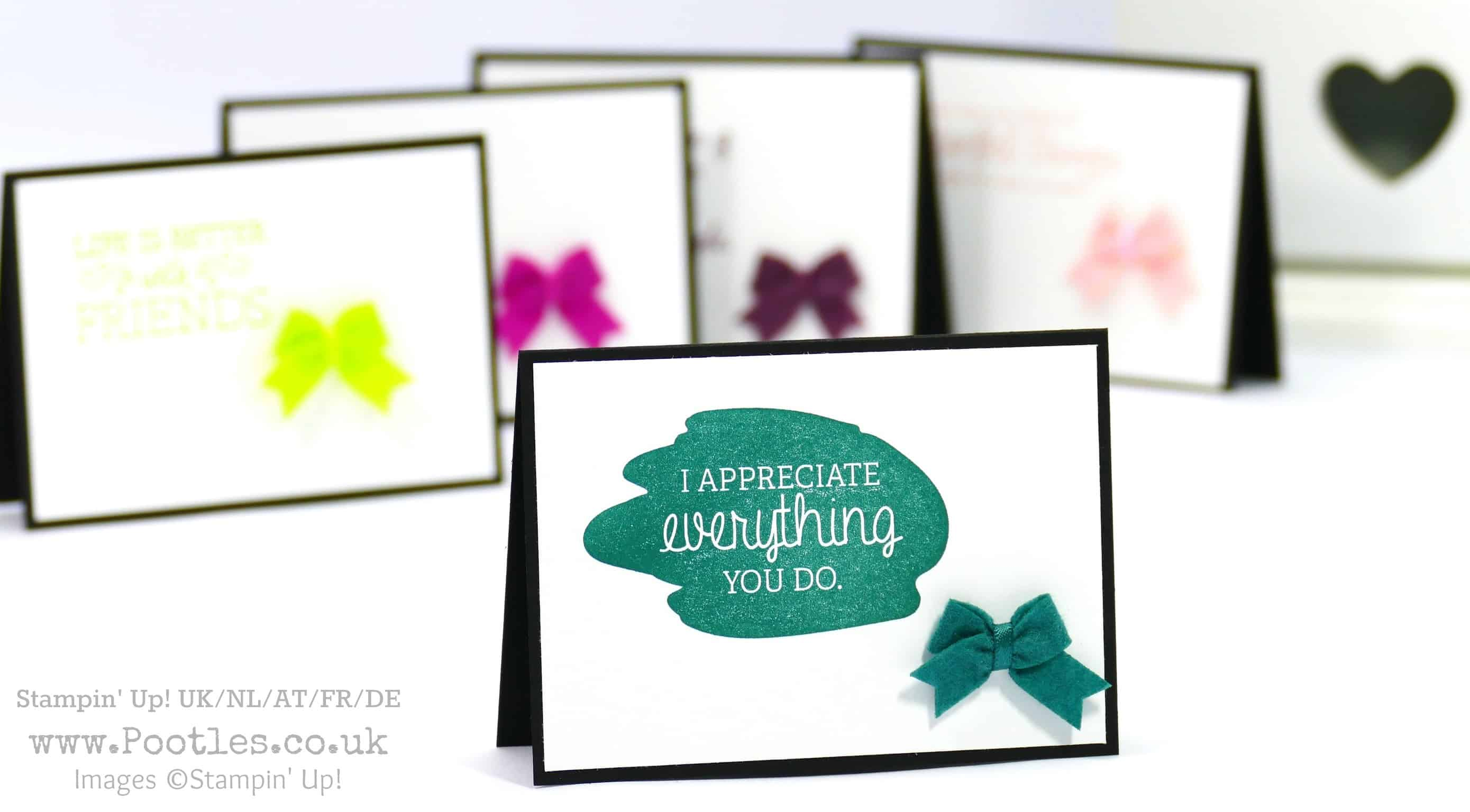 Pootlers Team Blog Hop New In Colours!