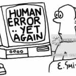 It's just a comedy of errors….!