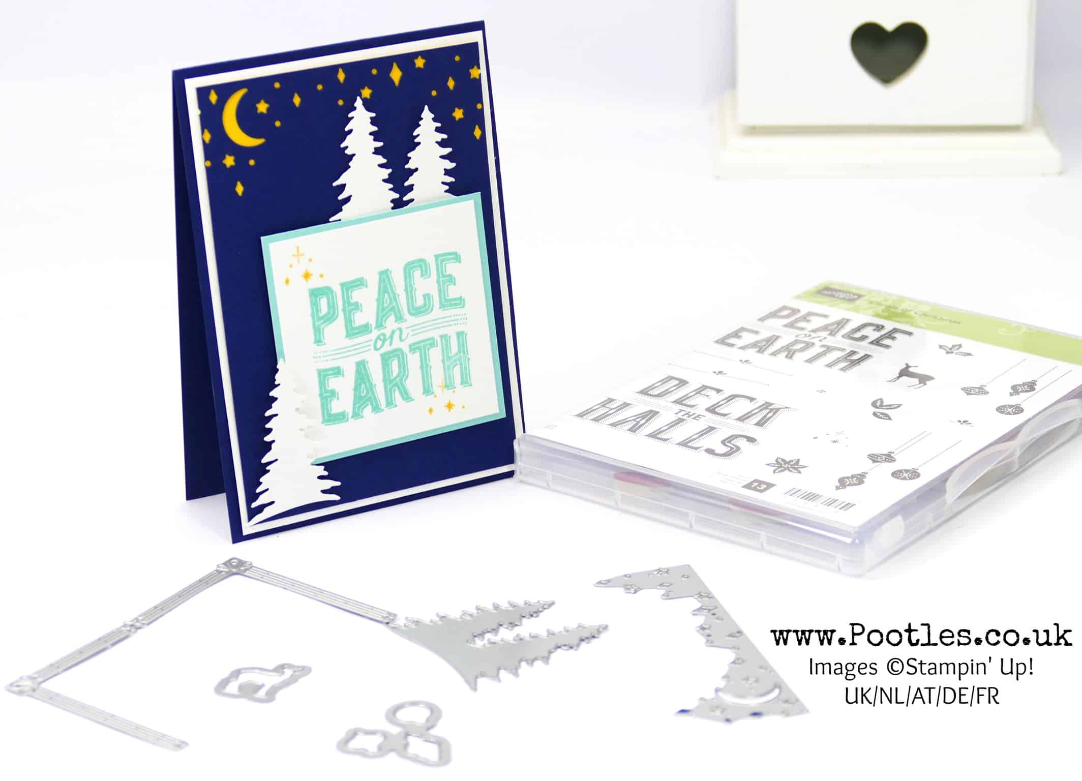 Stampin' Up! Carols of Christmas Pootlers Team Video Hop