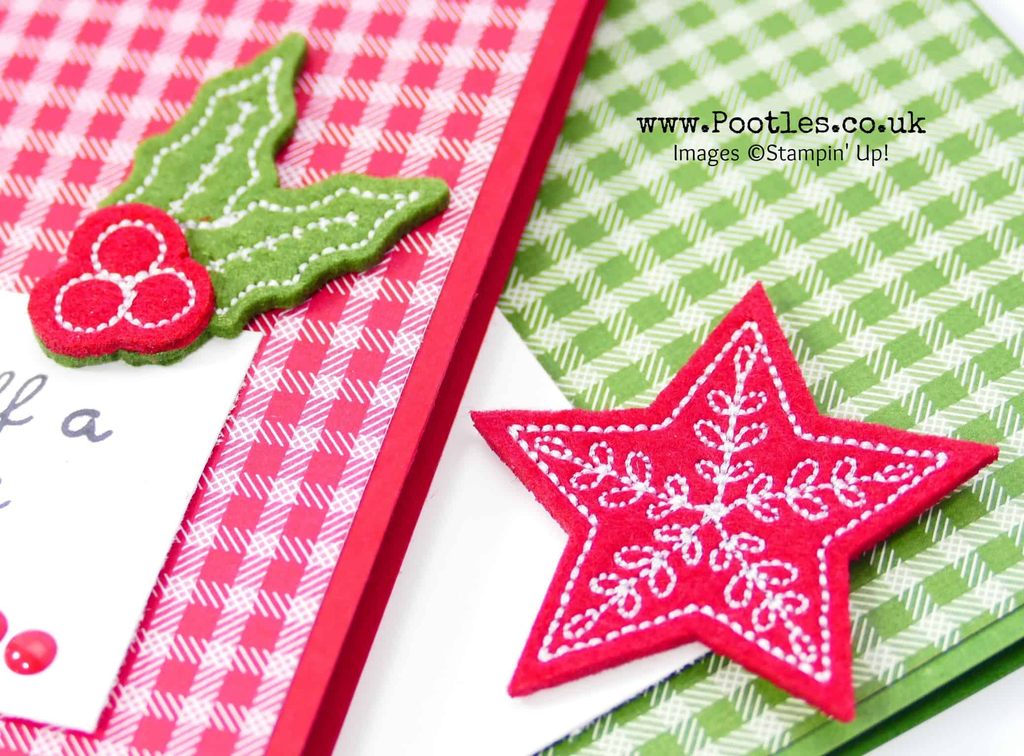 A Quilted Christmas without any Quilts