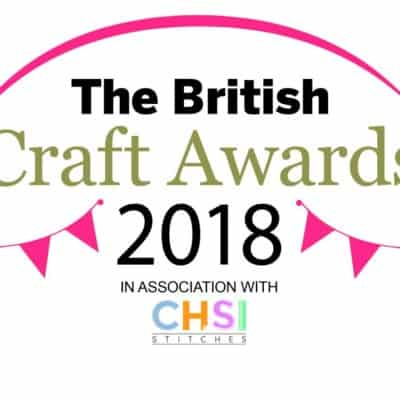 The British Craft Awards – I got nominated!!!!