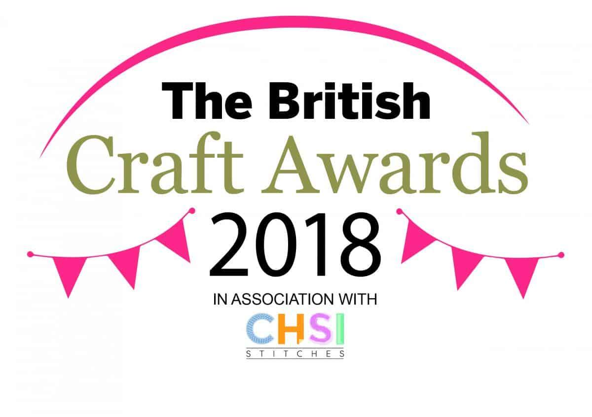 The British Craft Awards – I got nominated!!!!