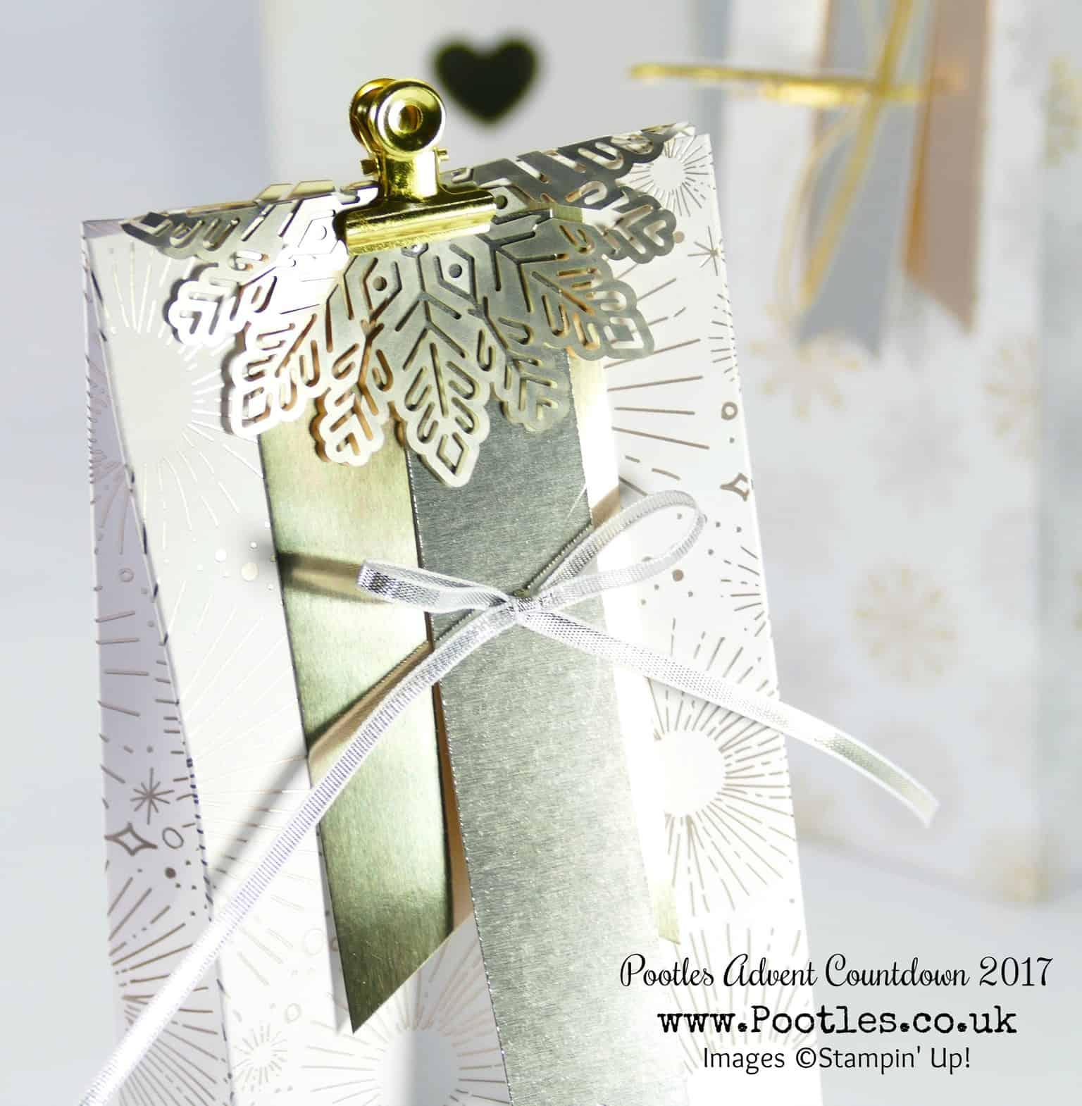 Pootles' Advent Countdown 2017 #7 Year of Cheer Huge Bag