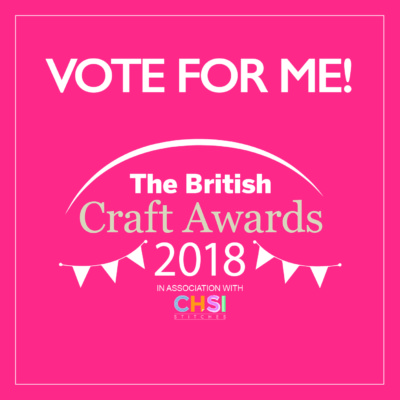 Papercraft Blog of the Year Voting closes soon.