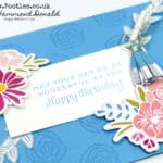 Super Quick Sweet Soiree Embellishment Kit Card!