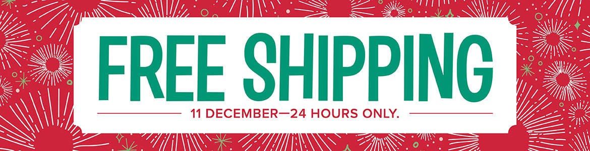 Stampin' Up! Free Shipping! Again!! Updated Times…
