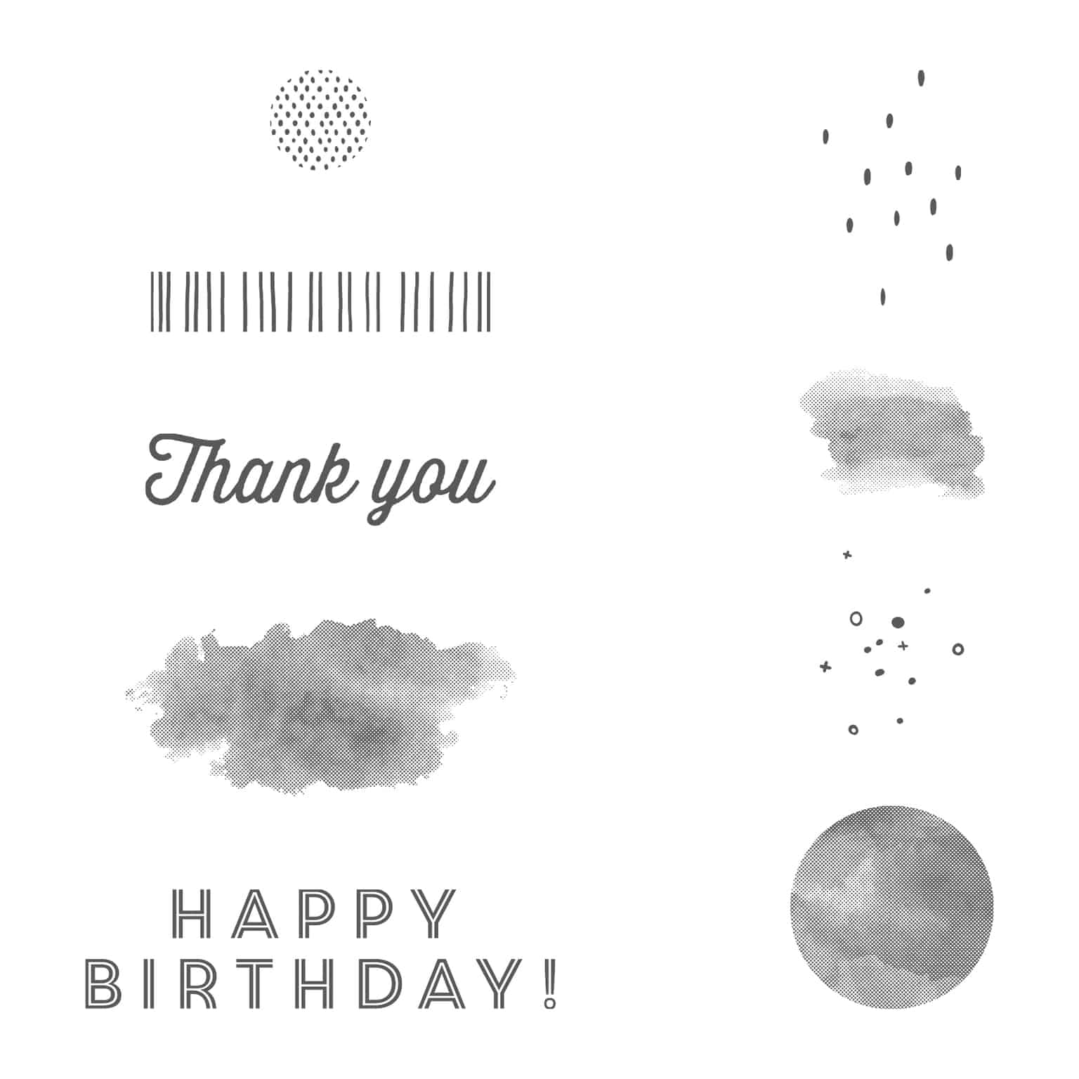 Hurrah! New Stampin' Up! Sale a Bration Free Goodies!