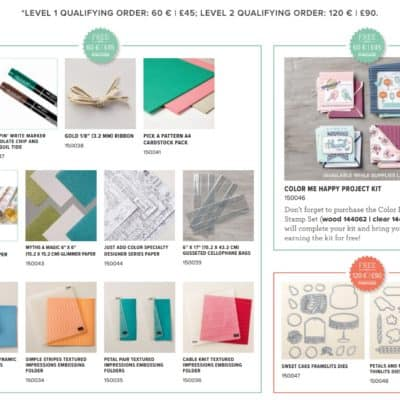 New Sale a Bration Items Added!