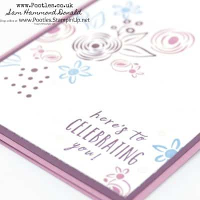 Perennial Birthday Celebration Card