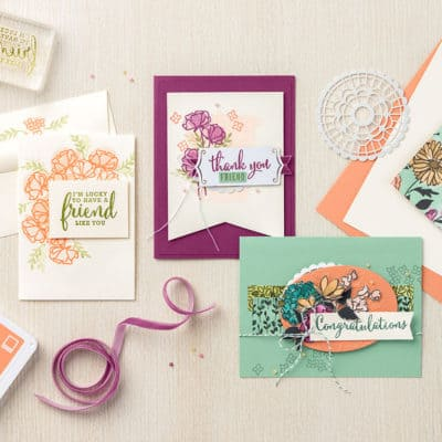Stampin' Up! Share What You Love Suite Early Release Online NOW!!!