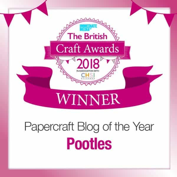 Papercraft Blog of the Year 2018