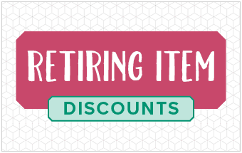 Stampin' Up! Retiring List – While Stocks Last and Discounts