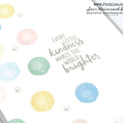 Spots of Fun with the Waterfront Stamp Set + Kit Available Online!