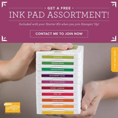 All go here – the end of 2 amazing Stampin' Up! promotions!