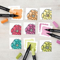 Stampin' Up! NEW BLENDS ARE HERE!