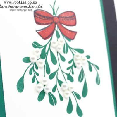 Mistletoe Season Christmas in July!