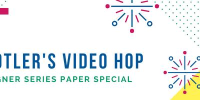 Pootlers Team Video Hop – Designer Series Paper