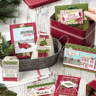 Shares Shares and More Shares! New Stampin' Up! Catalogue Goodies