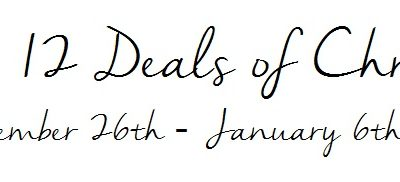 Pootles' 12 Deals of Christmas is BACK!