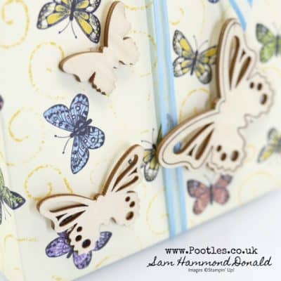 Sale a Bration Free Paper, Wood Shapes and Ribbons
