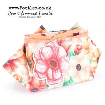 No Cut Clutch Bag, Miniaturised!