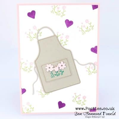 A Floral Apron of Love