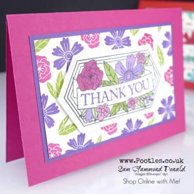 Believe You Can Blends Card Tutorial