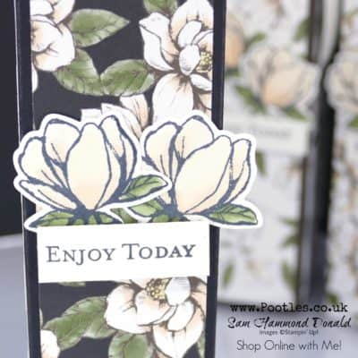 Magnolia Lane Tall Milk Carton Tutorial