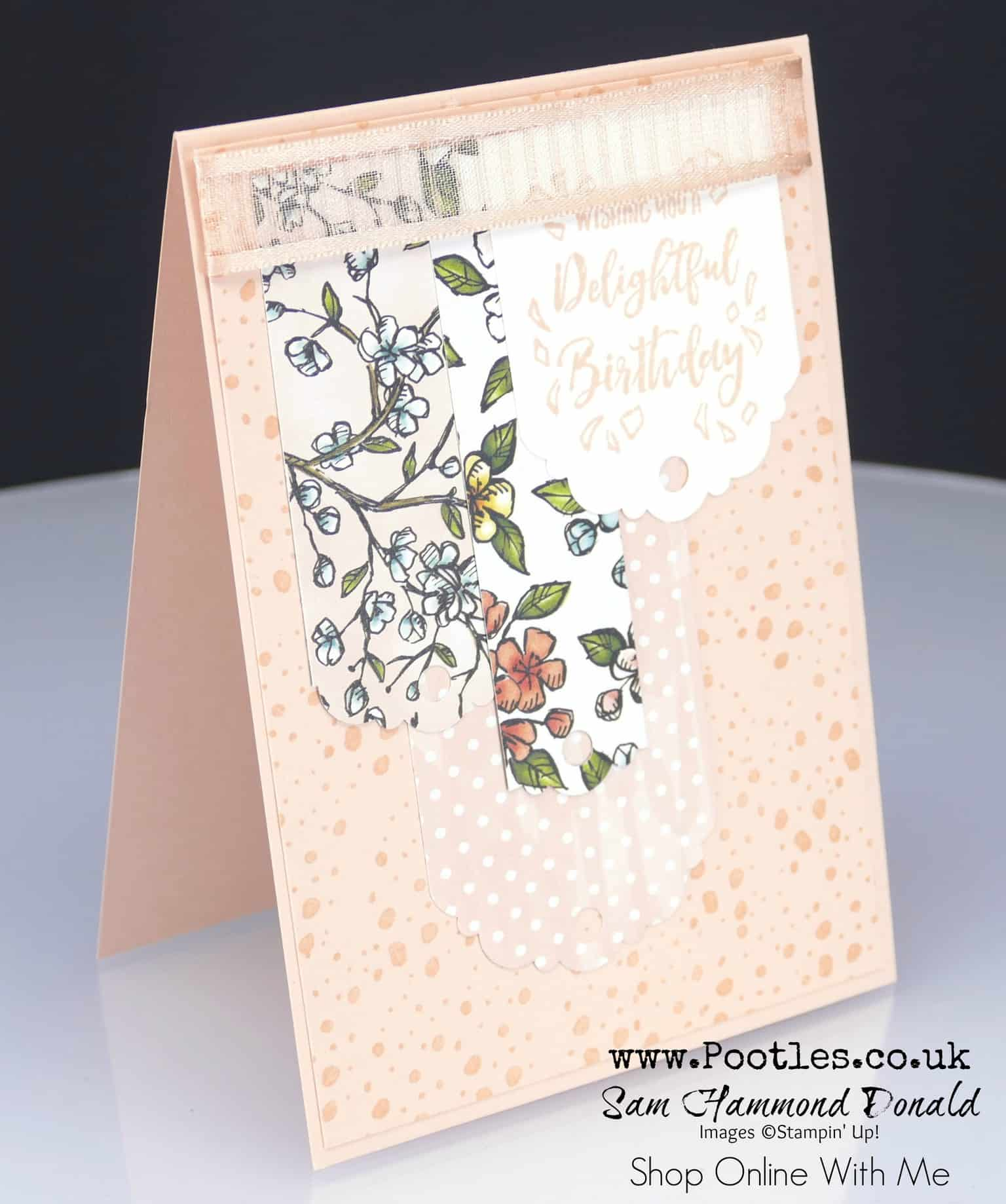 1 Stampin' Up! Demonstrator Pootles – A Delightful Day of