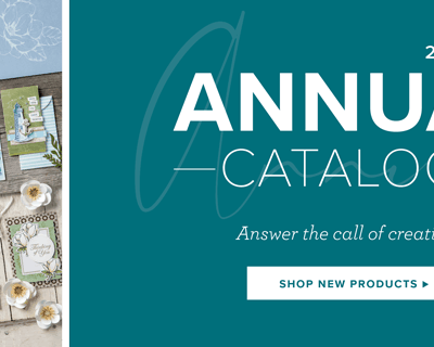 The 2019-2020 Stampin' Up! Catalogue and Products are LIVE!