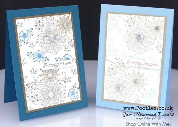 Stampin Up 1 Demonstrator Pootles A Little Lace Wink