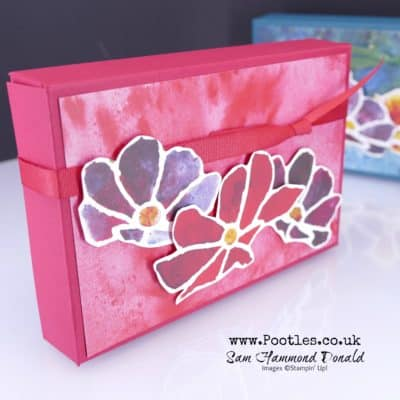 See a Silhouette Fussy Cut Box Tutorial