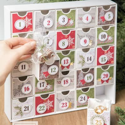 Pootles Advent Countdown 2019 #20 Christmas Countdown Kit