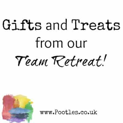 Gorgeous Gifts and Treats from our amazing Team Retreat Plus our Team Blog Hop!