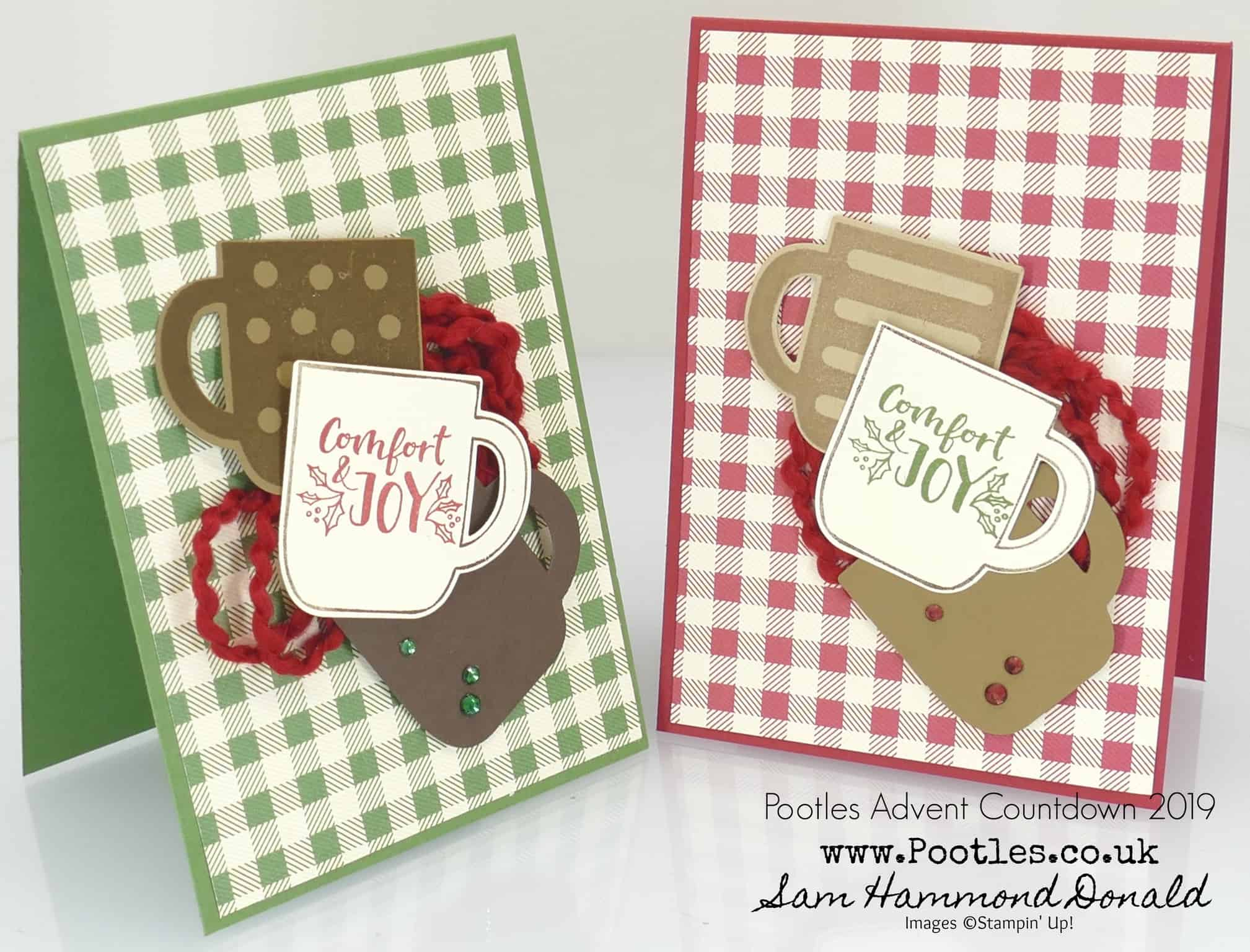 Christmas Countdown 2019.Stampin Up 1 Demonstrator Pootles Pootles Advent
