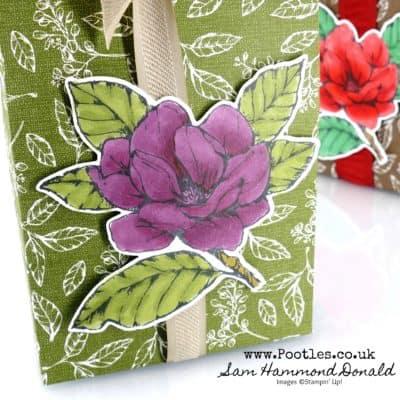 Blackberry Bliss Magnolia Bag Tutorial