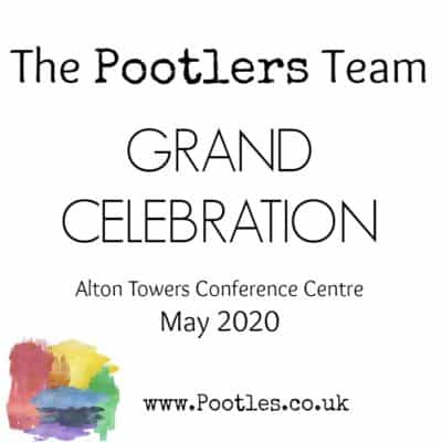 Pootlers Stampin' Up! Team Grand Celebration 2020