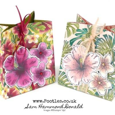Springwatch 2020 #3 Timeless Tropical Blends Bag