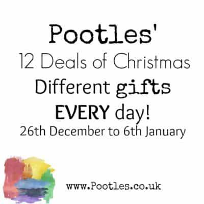 Pootles' 12 Deals of Christmas Day 12
