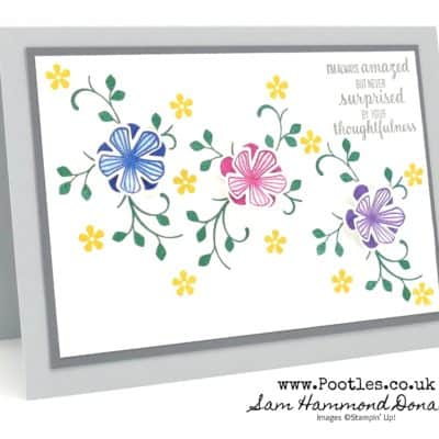 Thoughtful Blooms and the Small Bloom Punch