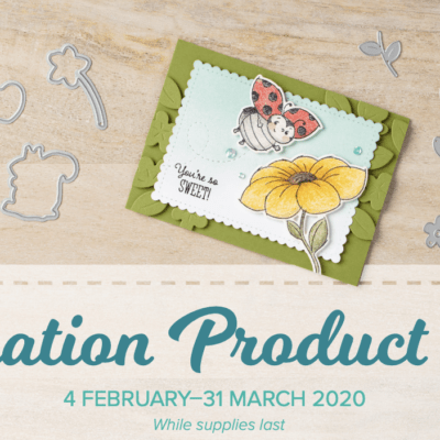 New Product Coordination from Stampin' Up! Coming Soon