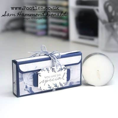 Double Jumbo Tea Light Box Tutorial