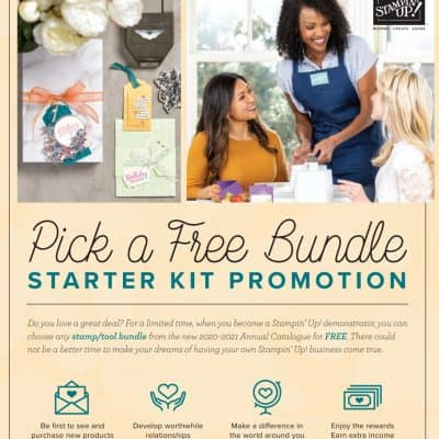 So much Stampin' Up! news!!!