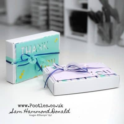 Playing With Patterns Quick Letter Box Tutorial and Seal Showcase