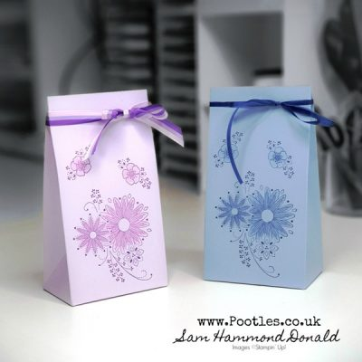 How To Make a Simple And Beautiful Hand Stamped Box