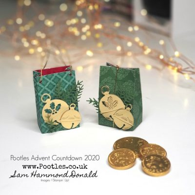 Pootles Advent Countdown 2020 How To Make Chocolate Coin Tree Decorations